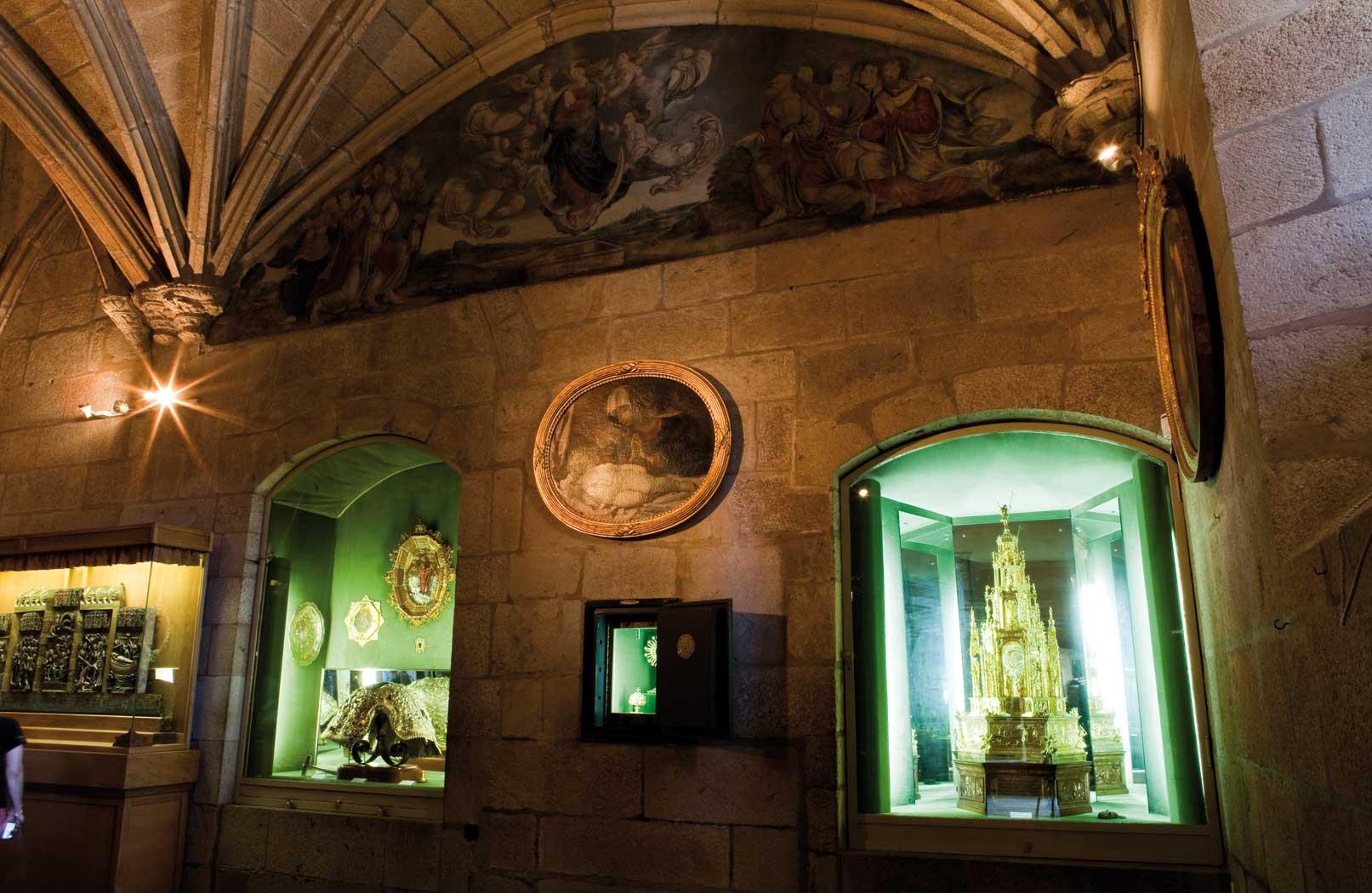 Museo de la Catedral de Santiago - Xacopedia