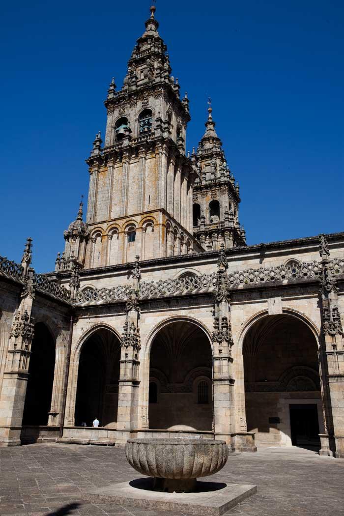 Santiago de Compostela, catedral de - Xacopedia