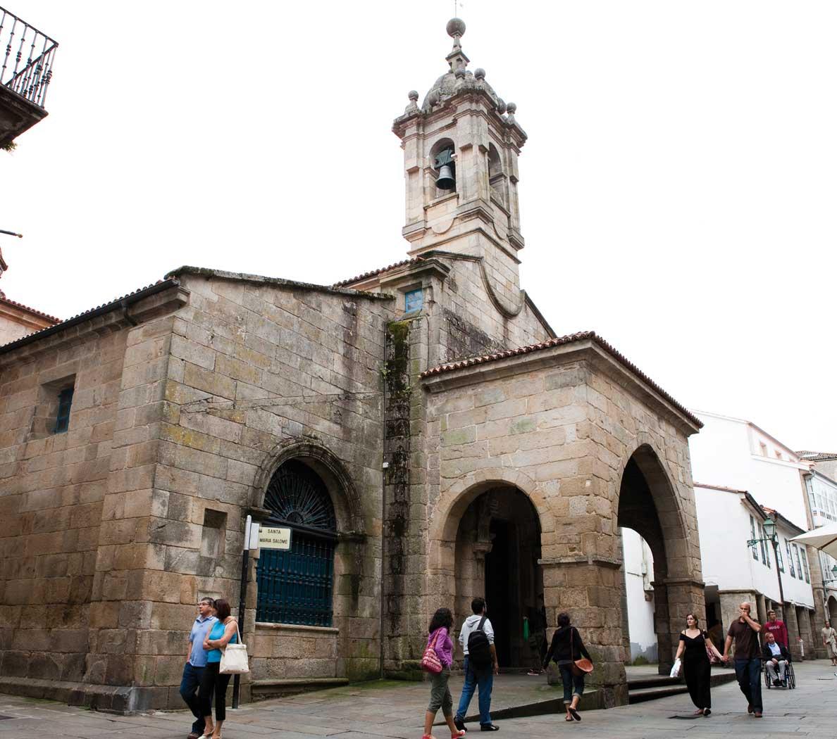 Santiago de compostela prestamos de capital privado for Oficina correos santiago de compostela
