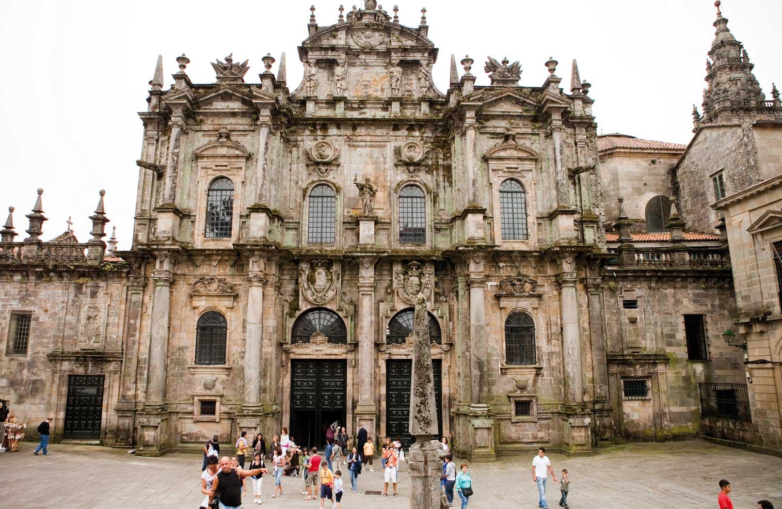 Resultado de imagen para catedral de santiago de compostela